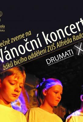 Vánoční koncert BICÍHO ODDĚLENÍ