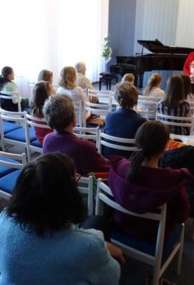 II. ročník soutěžní přehlídky ve hře na klavír