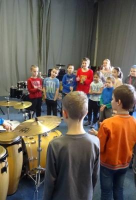 Workshop s... bubeníkem MILOŠEM DVOŘÁČKEM
