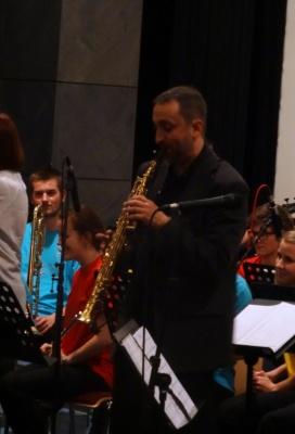 Galakoncert JazzZUŠáku