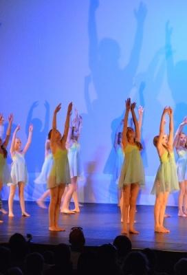 Taneční salón 2015