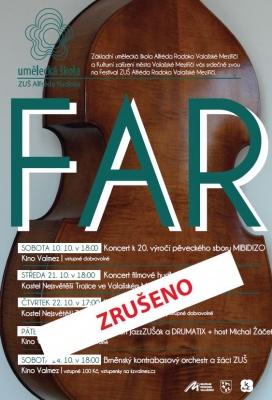 ZRUŠENO | FAR - Festival Alfréda Radoka