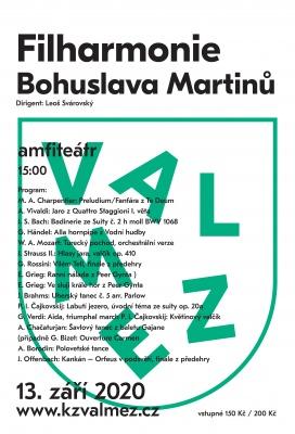 ŽÁCI VSTUP ZDARMA - Filharmonie Bohuslava Martinů