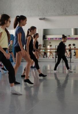 Taneční workshop s Davidem Strnadem
