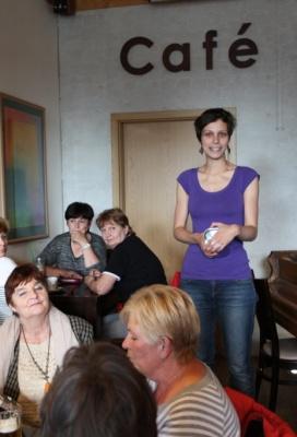 Výstava v Café Tucan