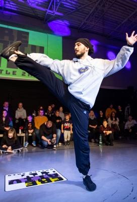 Creativity battle přilákal tanečníky z Česka i zahraničí