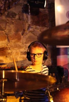 Vánoční koncert bubeníků