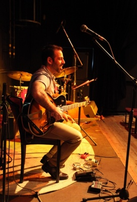 Workshop s... izraelským jazzovým kytaristou ASSAFEM KEHATI