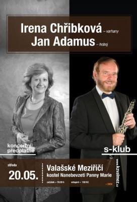 Irena Chřibková - varhany & Jan Adamus - hoboj