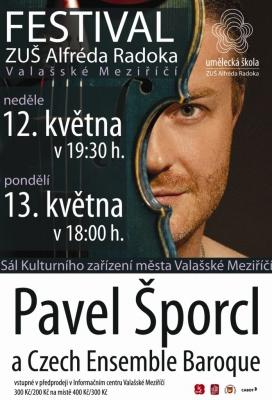 Pavel ŠPORCL poprvé ve Valašském Meziříčí
