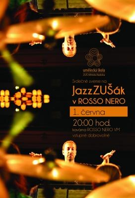 JazzZUŠák v Rosso Nero