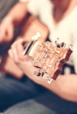 Okresní kolo - Hra na kytaru