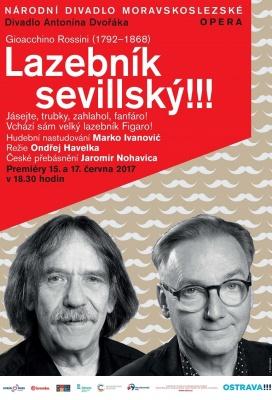 ZÁJEZD NA OPERU LAZEBNÍK SEVILLSKÝ!!!, Divadlo Antonína Dvořáka Ostrava