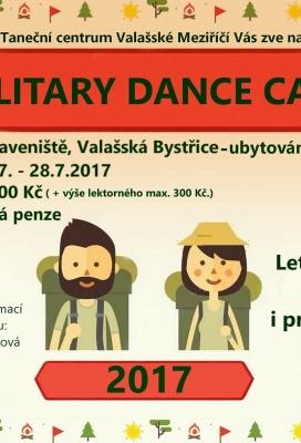 MILITARY DANCE CAMP