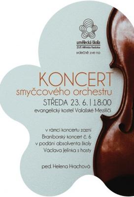 Koncert smyčcového orchestru