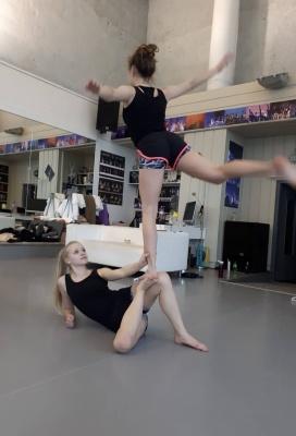 Workshop s... tanečnicí JANOU RYŠLAVOU