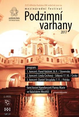 Mezinárodní festival PODZIMNÍ VARHANY