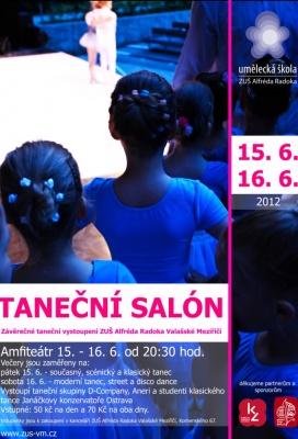 Taneční salón 2012