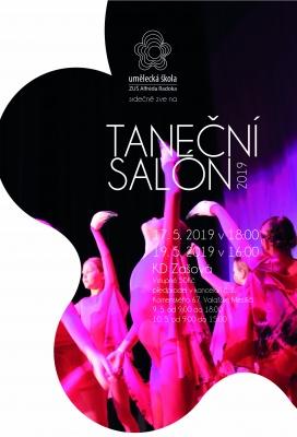 Taneční salón 2019